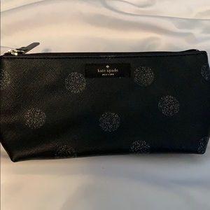 Kate Spade small makeup bag